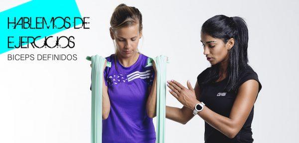 entrenamientos para bíceps