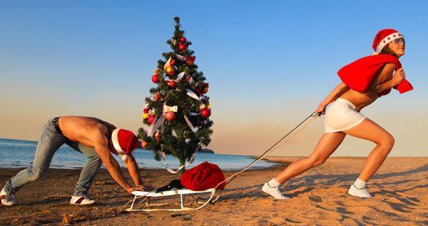 Entrenador personal Navidad