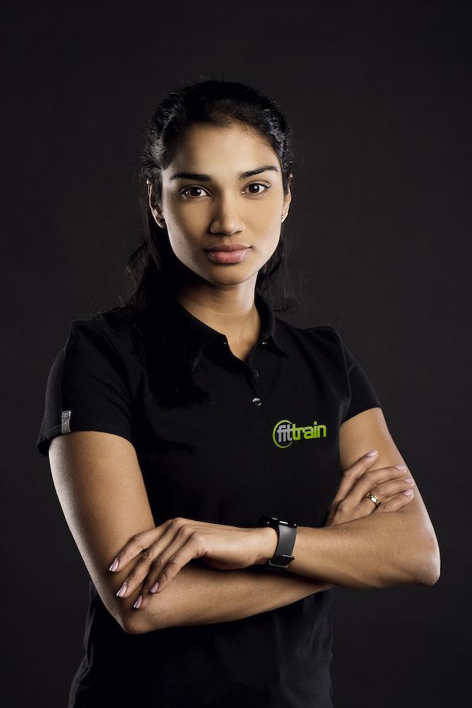 Daniela Coronel entrenadora personal Madrid