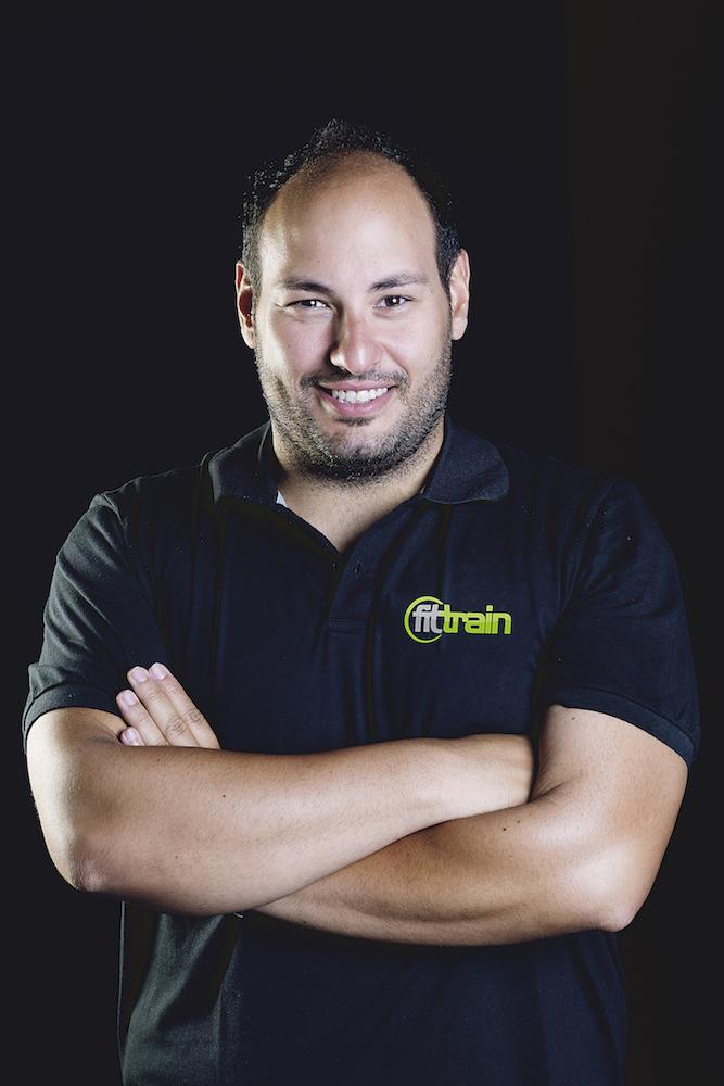 Diego Pero Fisioterapeuta Madrid